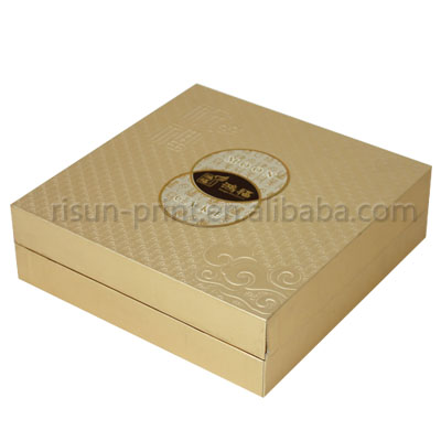 Luxury Style Packaging Mooncake Box