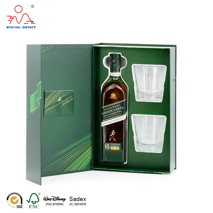 Whisky Gift packaging Box
