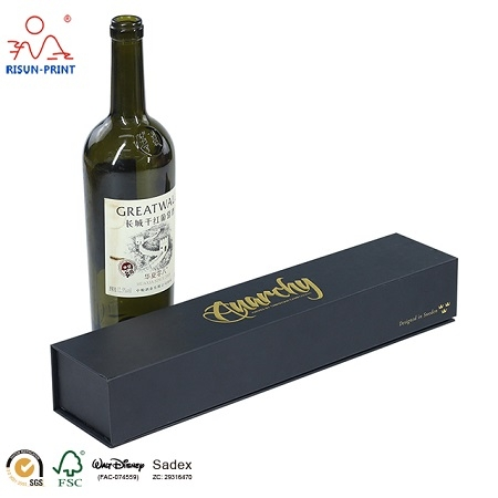 Cardboard Red Wine Box