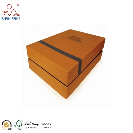Whisky Paper Box