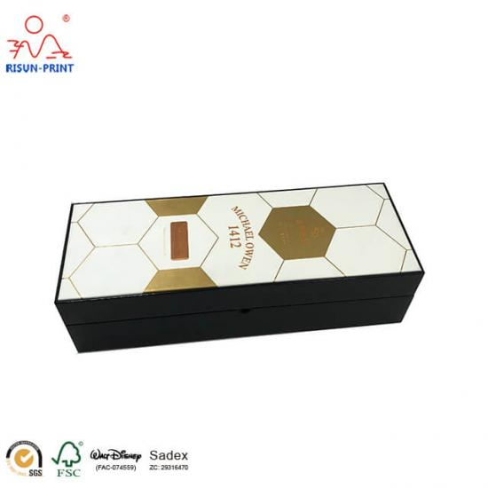 Rigid wine cardboard gift boxes