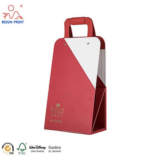 Wine Bottle Packaging Paper Box