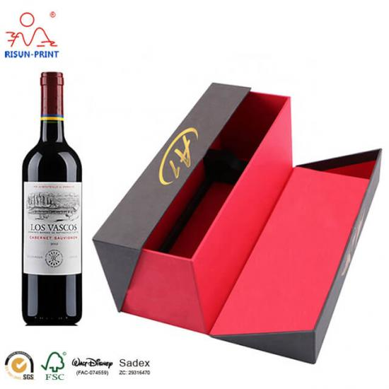 Cardboard dual box wine carrier