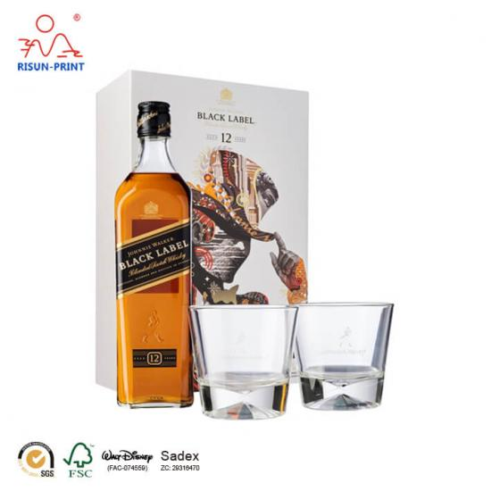 Whisky Box Gift Pack